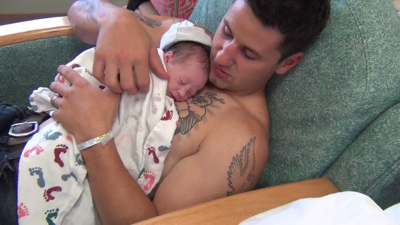 Things Dads Can Do During Labor