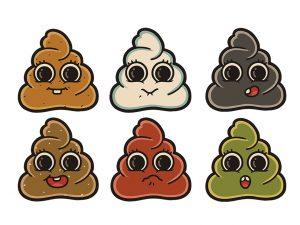 Baby Poop: Breastfed & formula-fed Baby Poop - Mum and Them