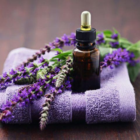 essential oil for labor