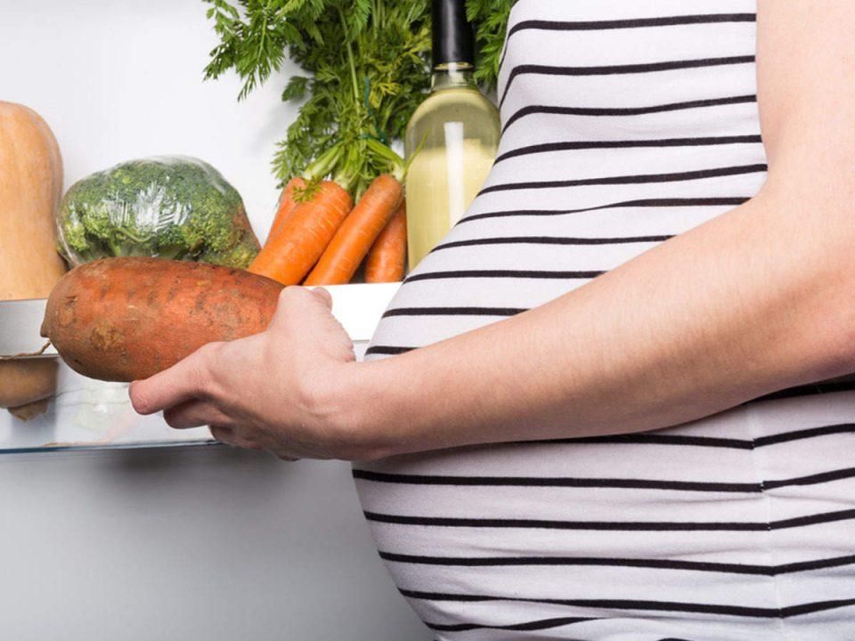 pregnancy diet & nutrition